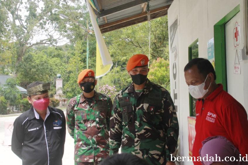 Ketua FPR Hadiri Sunat Massal Korpaskhas Yonko 462 Pekanbaru