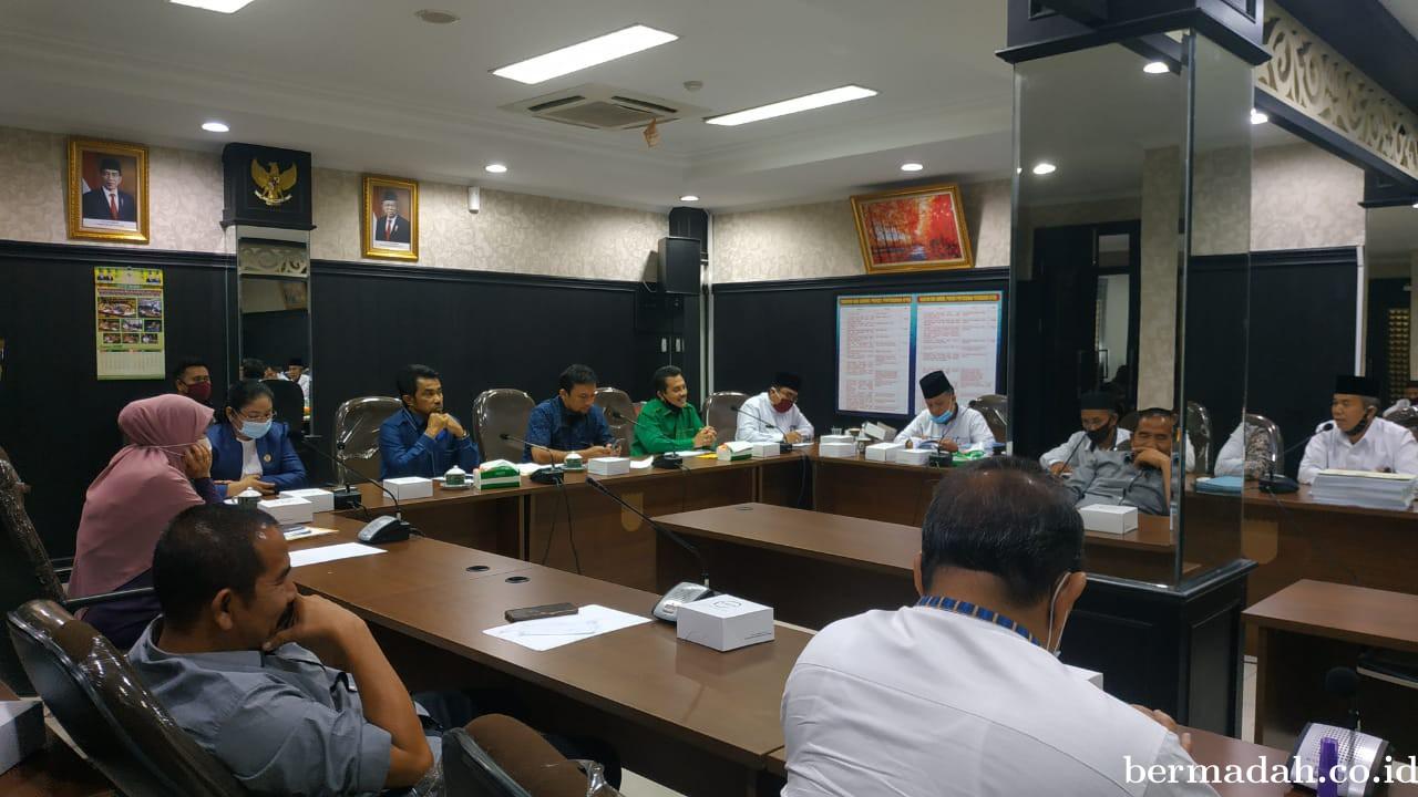 Bahas Soal PPDB, Komisi III adakan RDP Dengan Kepsek dan Kemenag