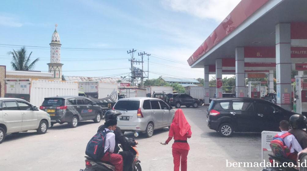 Terkait Kelangkaan BBM Di Pekanbaru, Polda Riau Minta Pertamina Klarifikasi