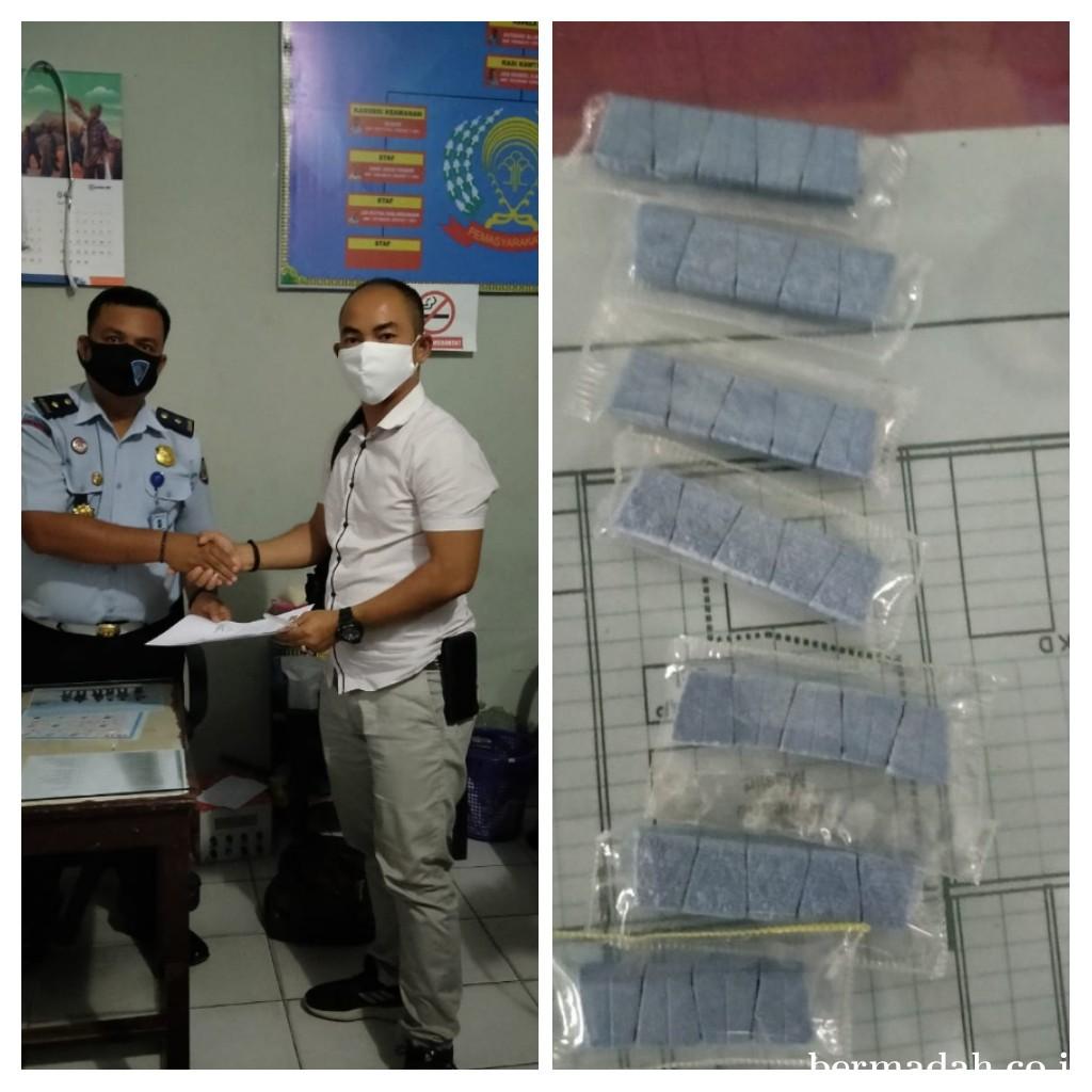 Terkait Ditemukan Narkotika Dalam Lapas, Kalapas Bangkinang: Perketat Penjagaan
