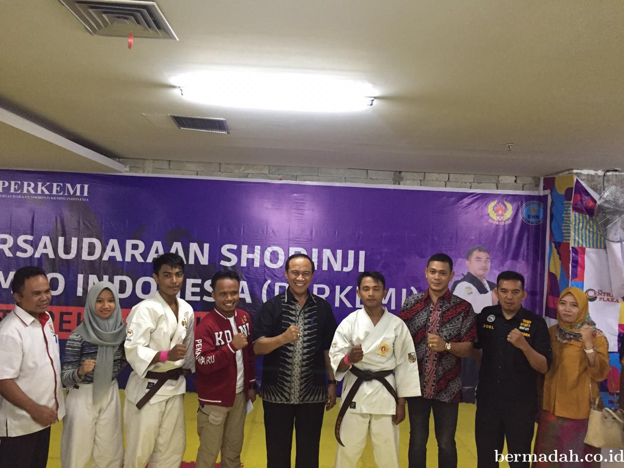 KONI Pekanbaru Gelar Sport Expo 2018 di Plaza The Central