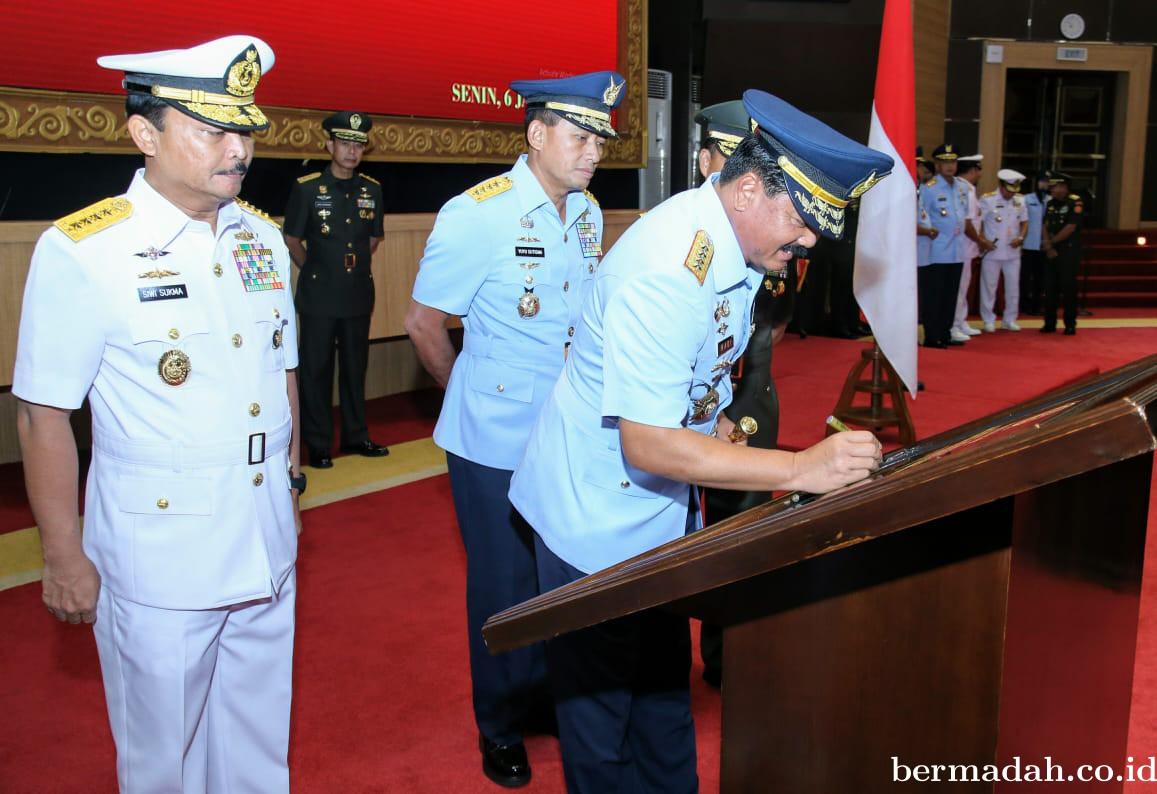Panglima TNI Resmikan Pusat Informasi Maritim TNI