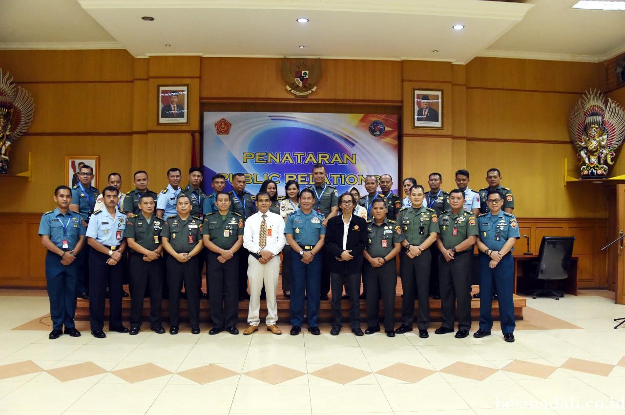 Kapuspen TNI: Penyebaran Berita Bohong Bahayakan Persatuan dan Kesatuan
