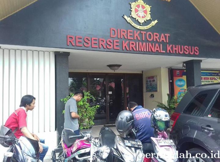 Terkait Kasus Dugaan Asusila, Oknum Camat di Pekanbaru Dipolisikan