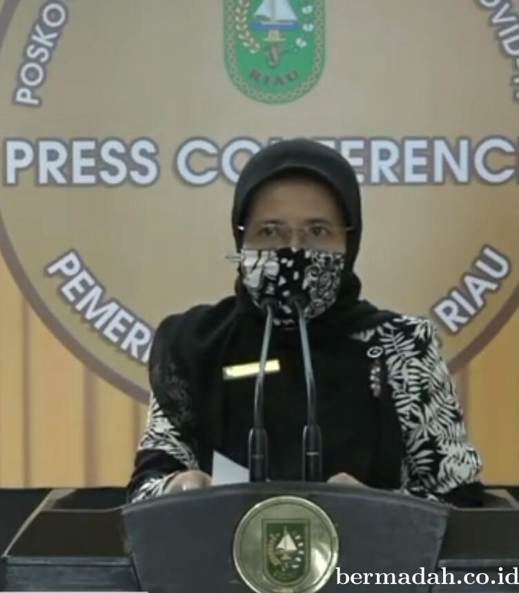 Kabar Baik, Tiga Pasien Positif Covid-19 di Riau Dinyatakan Sembuh