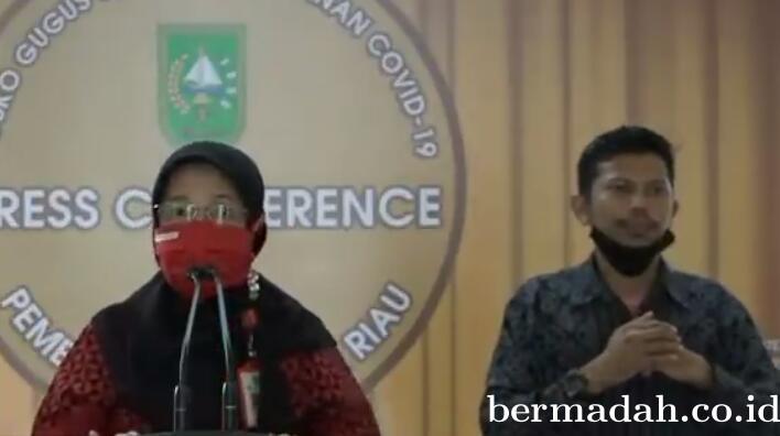 Update Covid-19 Riau 28 Juni, Bertambah 1 Kasus Positif, 18 Sembuh