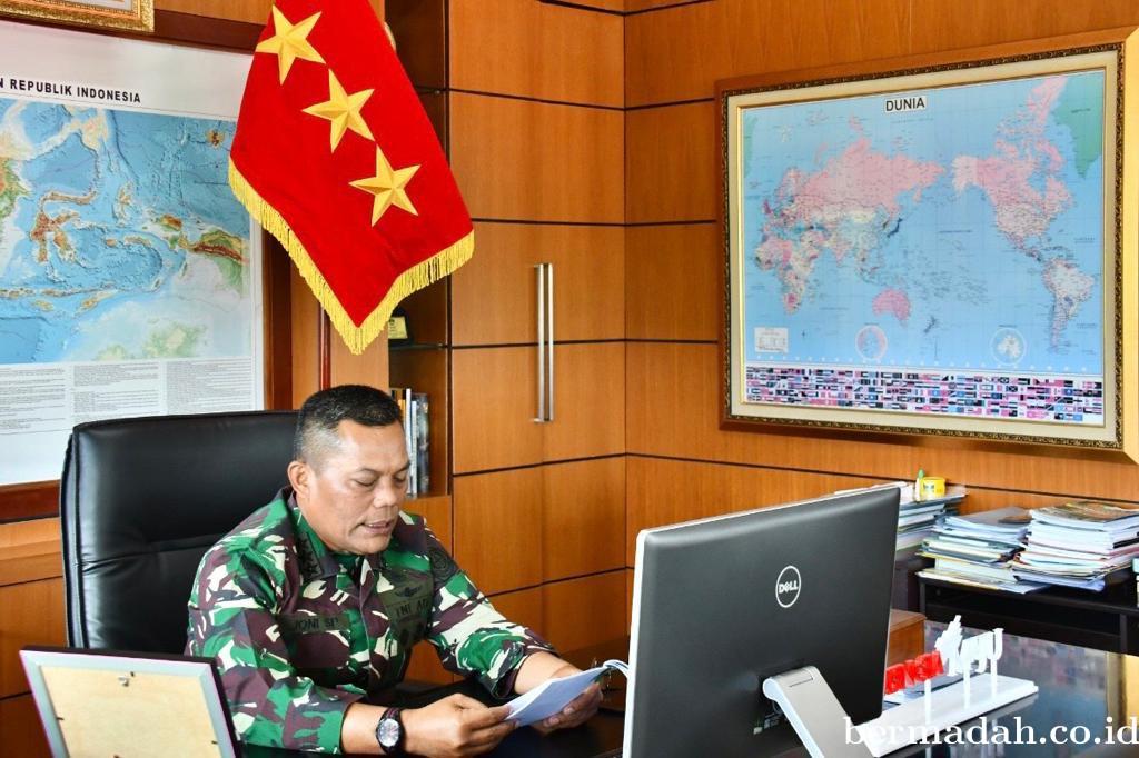 Panglima TNI: Pemimpin yang Berkualitas Harus Mampu Beradaptasi Dalam Berbagai Kondisi