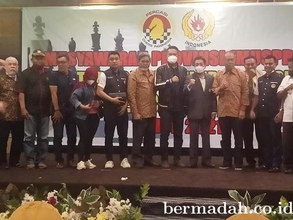 Kordias Pasaribu Pimpin Percasi Provinsi Riau