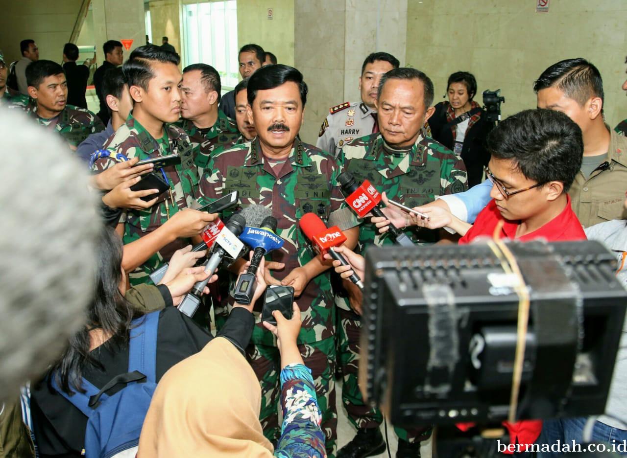 Panglima TNI: TNI Siap Evakuasi WNI di Wuhan