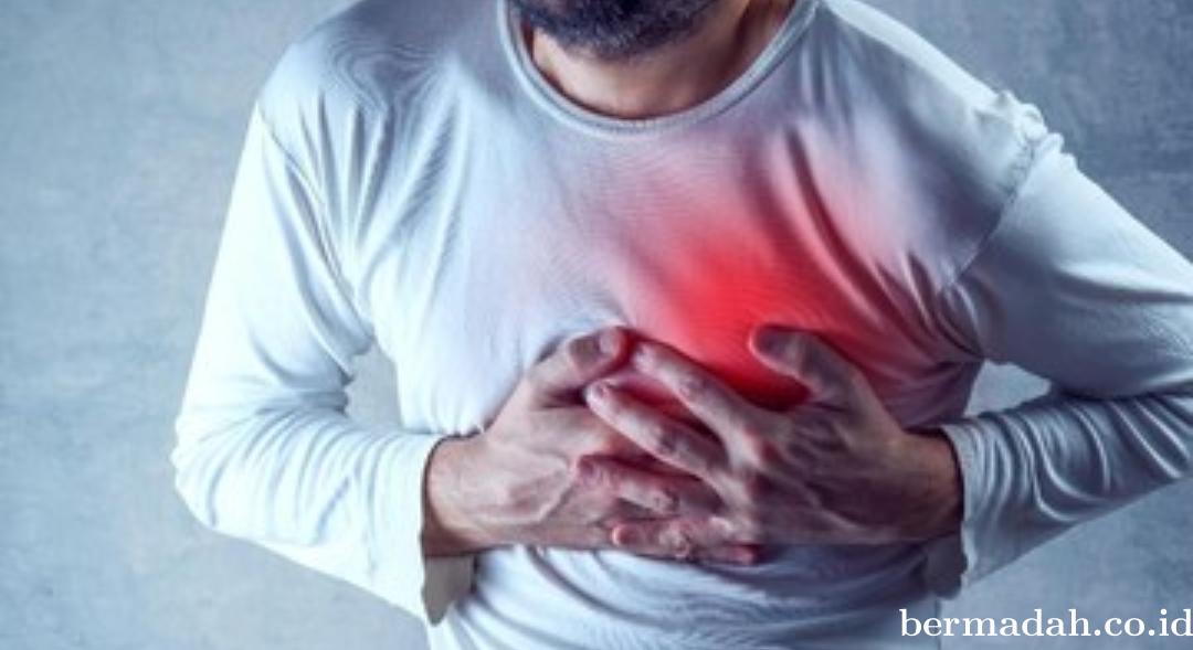 Berikut Gejala Serangan Jantung Pada Pria