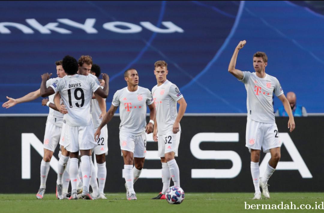 Kalah 8-2, Barcelona Dipermalukan Bayern Muenchen