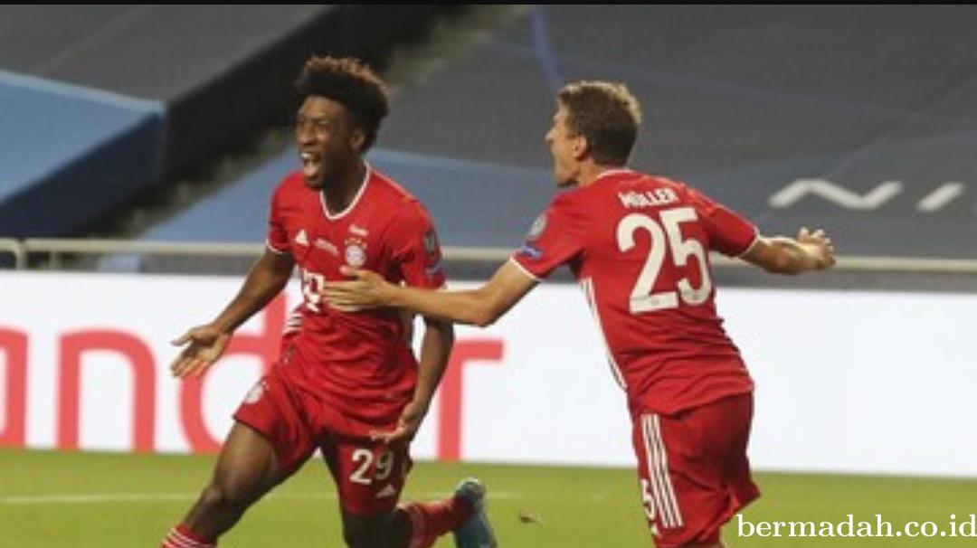 Final Liga Champions, Bayern Munchen Juara