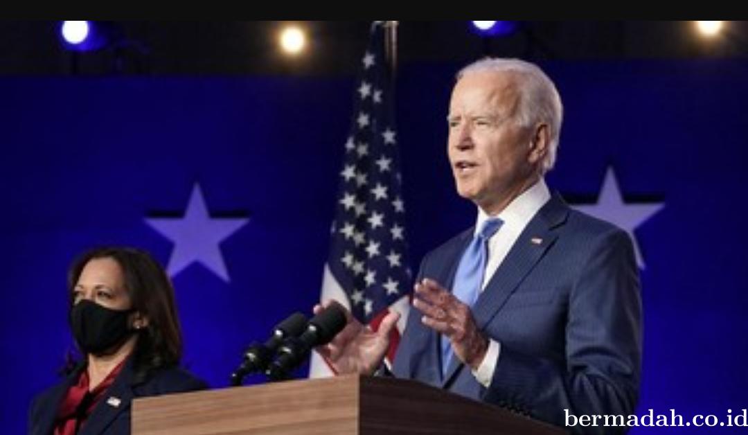 Pilpres Amerika Serikat, Joe Biden Keluarkan Pernyataan Resmi