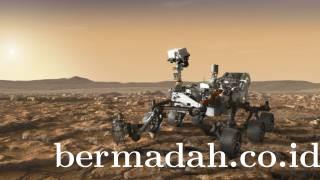 NASA Kirim Robot Penjelajah ke Planet Mars