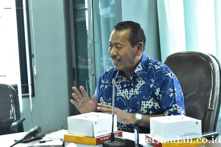 Persoalan Gepeng Jadi Sorotan, Komisi III hearing Dengan Dinsos