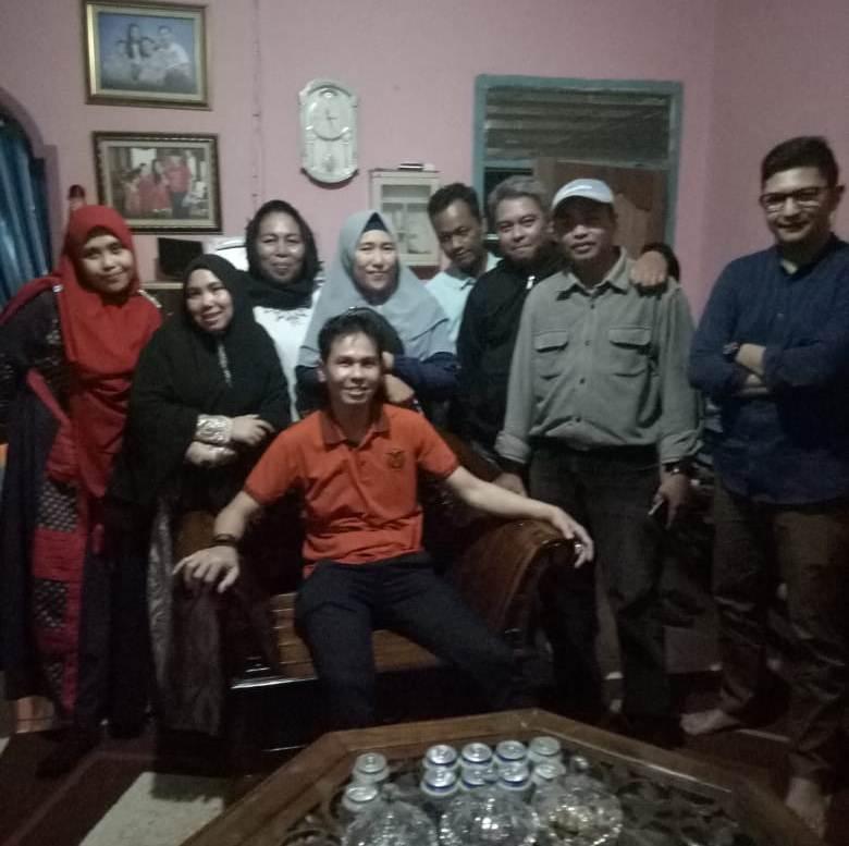 Foto Bersama Alumni SMPN I Rengat - (Ada 0 foto)